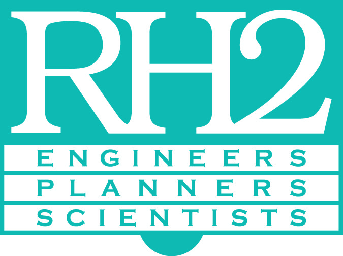 RH2 Logo Blue